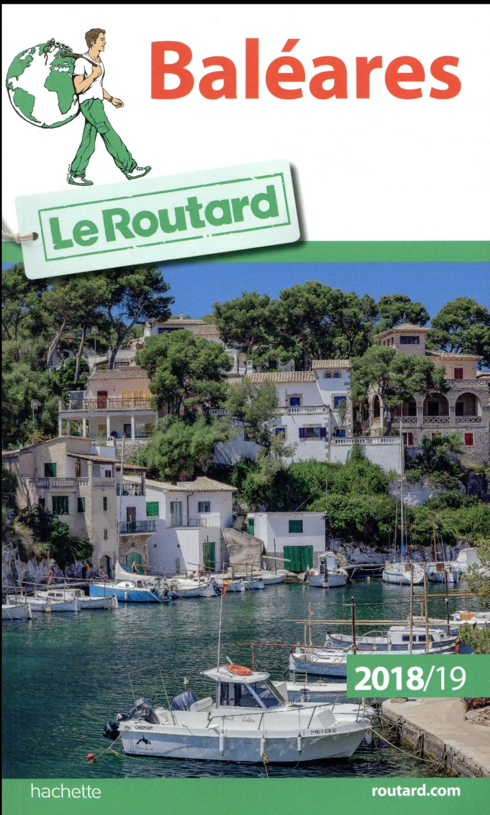 GUIDE DU ROUTARD BALEARES 201819